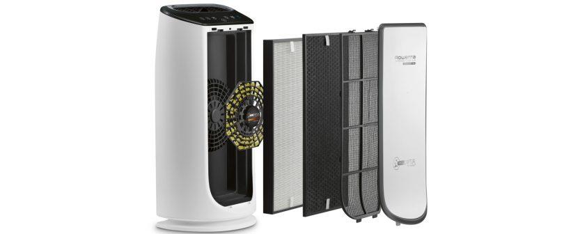 Appareils de ventilation et purificateur d'air
