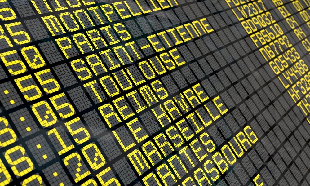aéroport de Montpellier