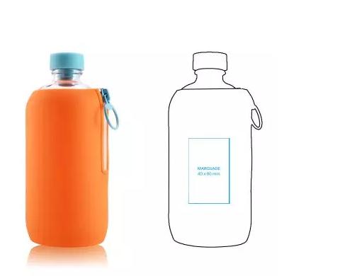 Pourquoi une campagne sur bouteille publicitaire est une bonne solution?